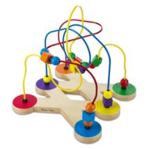 Melissa & Doug Készségfejlesztő játék, Gyöngyvezetés