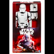 Star Wars - Az Ébredő Erő Hero Deluxe Lángszórós Rohamosztagos Figura
