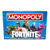 Hasbro Monopoly - Fortnite társasjáték