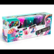 So Slime Shaker 3 db-os, lányos (többféle)