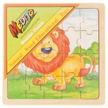 Puzzle Oroszlán