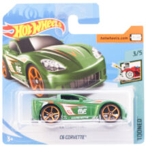 Hot Wheels C6 Corvette kisautó