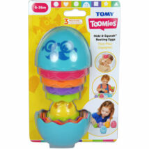 Tomy Toomies: Kukucska tojáskák