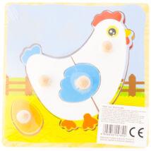 Formarakosgató Csirke