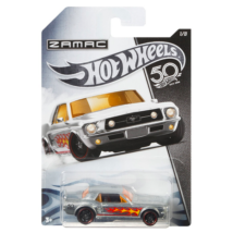 Hot Wheels Zamac 50. szülinap - 1967 Ford Mustang Coupe