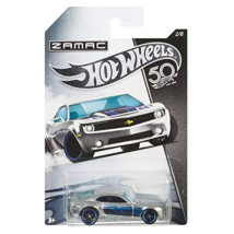 Hot Wheels Zamac 50. szülinap - Chevy Camaro Concept