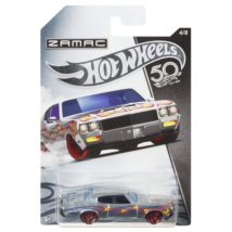 Hot Wheels Zamac 50. szülinap - 1970 Buick GSX