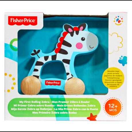 Fisher-Price: Gurulós zebra