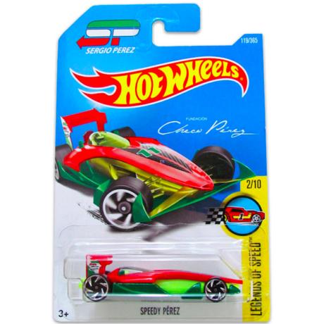 Hot Wheels Legends Of Speed: Speedy Pérez kisautó