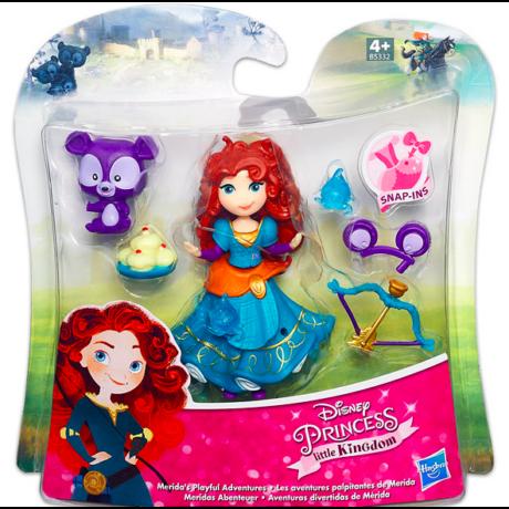 Disney hercegnők: Merida erdei kalandjai