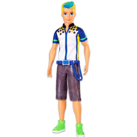 Barbie Videojáték kaland - Kris