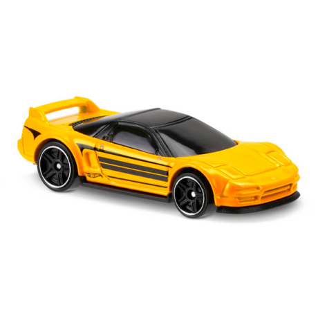 Hot Wheels Nightburnerz: 90 Acura NSX kisautó