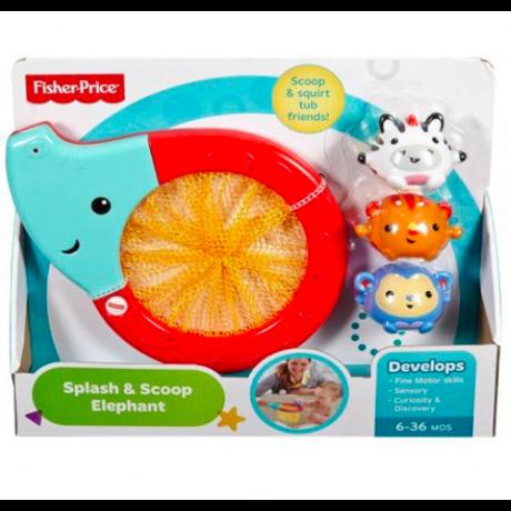 Fisher-Price Elefántos merítőháló