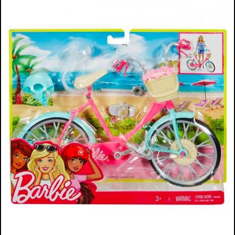 Barbie kerékpár