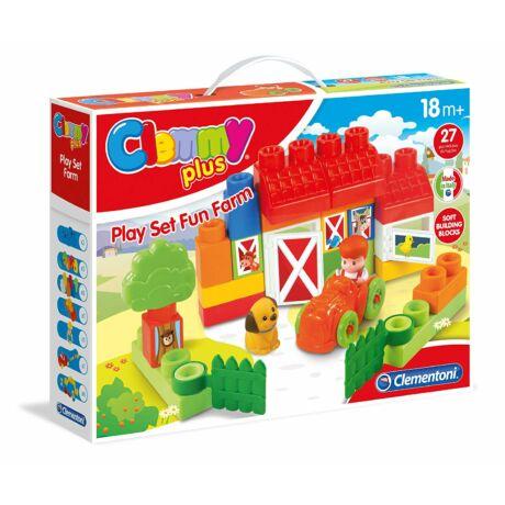 Clemmy Plus Farm-szett