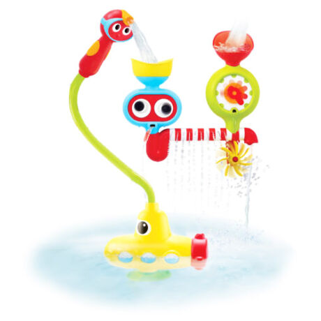 Yookidoo fürdőjáték - Tengeralattjárós zuhanyállomás
