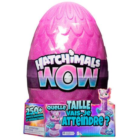 Hatchimals: Hatchiwow interaktív barát tojásban