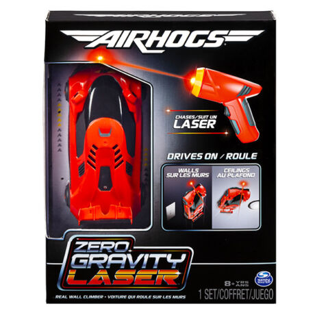 Air Hogs: Zero Gravity Laser versenyautó