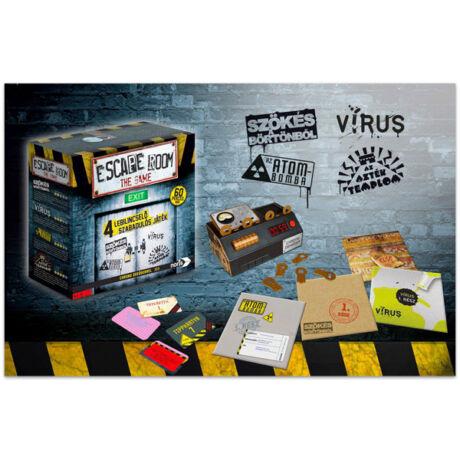 Escape Room: Szabadulószoba társasjáték