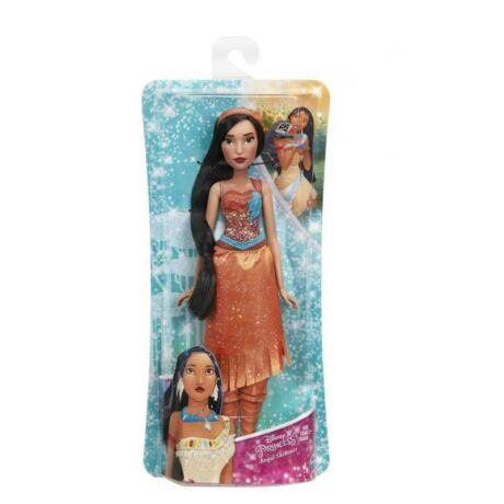 Disney Hercegnők Ragyogó Divatbaba - Pocahontas