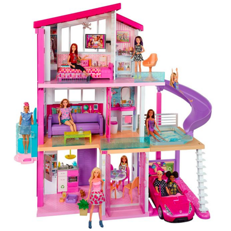 Barbie Dreamhouse - Álomház