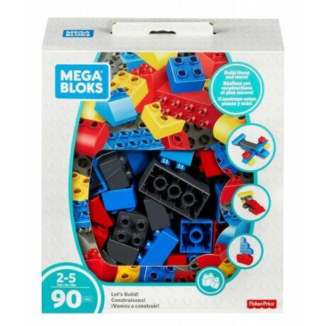 Mega Bloks Mini - nagy csomag