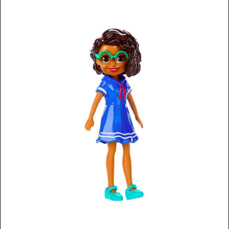 Polly Pocket: Shani baba kék ruhában