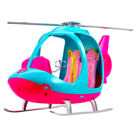 Barbie Dreamhouse: helikopter
