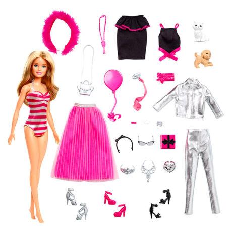 Barbie: adventi naptár