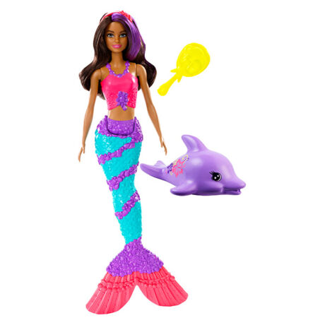 Barbie Dreamhouse: világjáró Teresa sellő