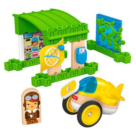 Wonder Makers: Hangár kis építőszett