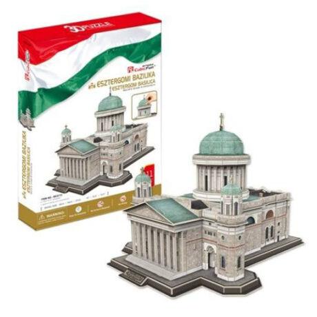3D puzzle Esztergomi Bazilika (111 db-os)
