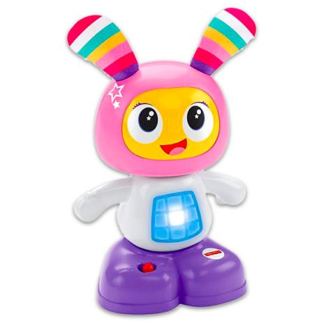 Mini Beatbelle világító lányrobot