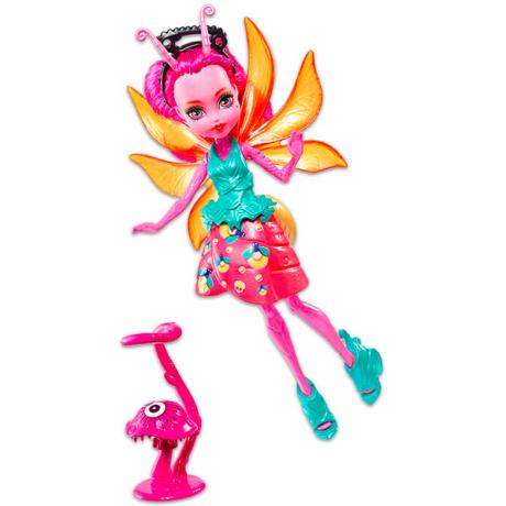 Monster High: Rémségek a kertben - Lumina, a szentjánosbogár