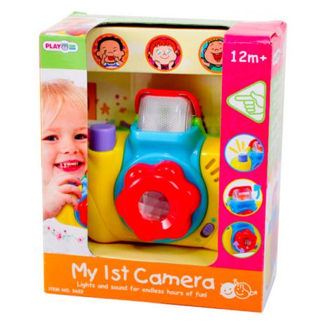Kis fényképezőgép bébijáték