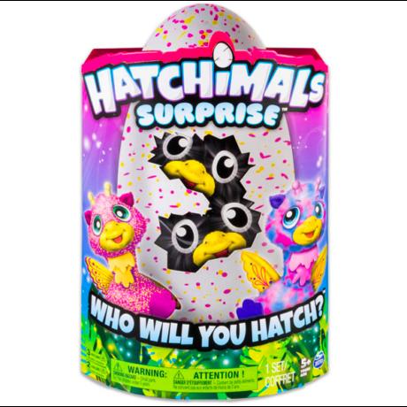Hatchimals: 2 darabos meglepetés Giraven figura