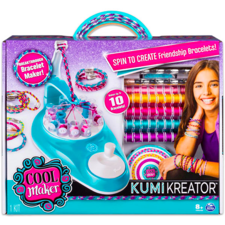 Cool Maker: Kumi kreator karkötő készítő szett