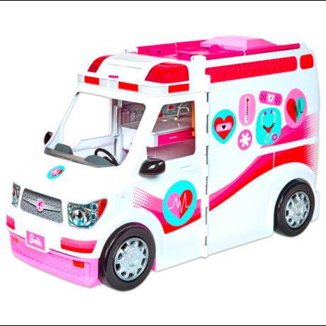 Barbie: mentőautó