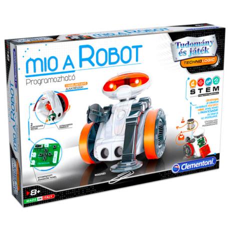 Clementoni Tudomány és Játék - Mio, a Robot 2.0