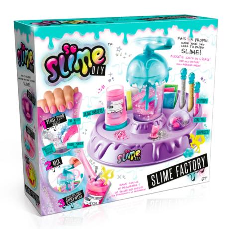 So Slime Factory - lányos