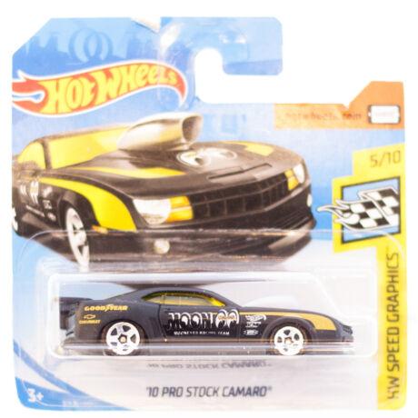 Hot Wheels '10 Pro Stock Camaro kisautó