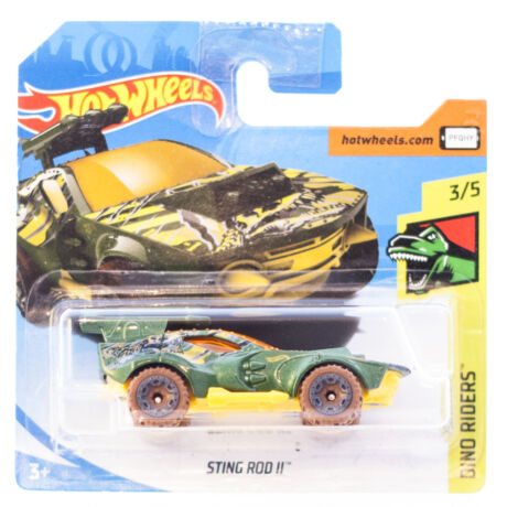 Hot Wheels Sting Rod kisautó