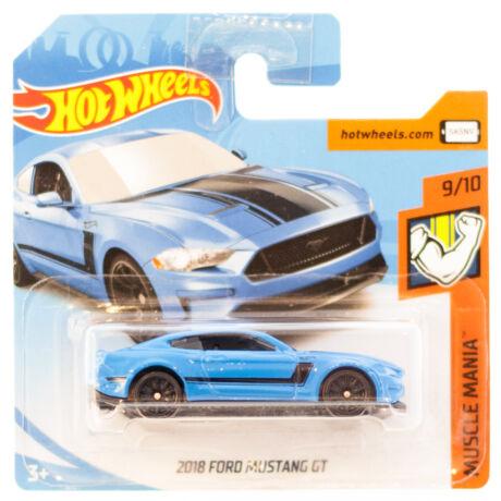 Hot Wheels '18 Ford Mustang GT kisautó