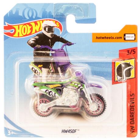 Hot Wheels HW450F MOTOR