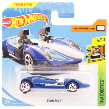 Hot Wheels Twin Mill
