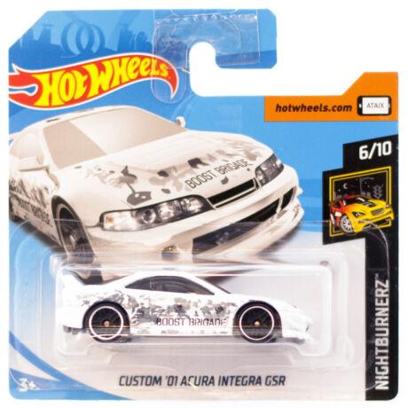Hot Wheels '01 Custom Acura Integra GSR