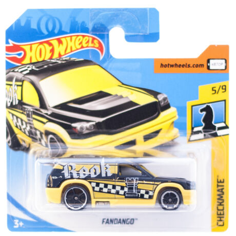 Hot Wheels Fandango kisautó