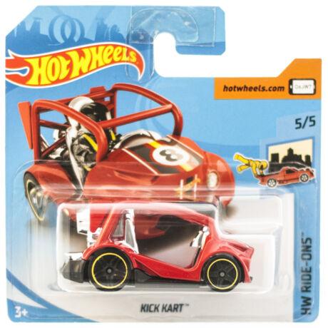 Hot Wheels Kick Kart kisautó