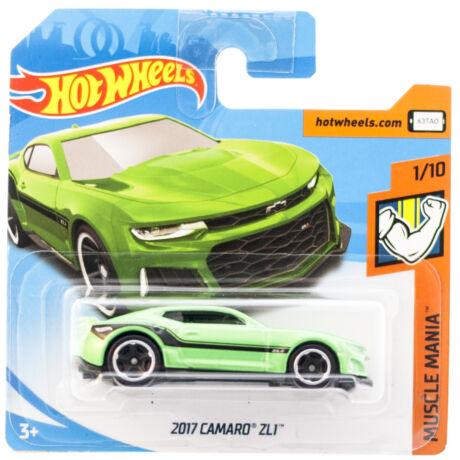 Hot Wheels 2017 Camaro ZL1 kisautó
