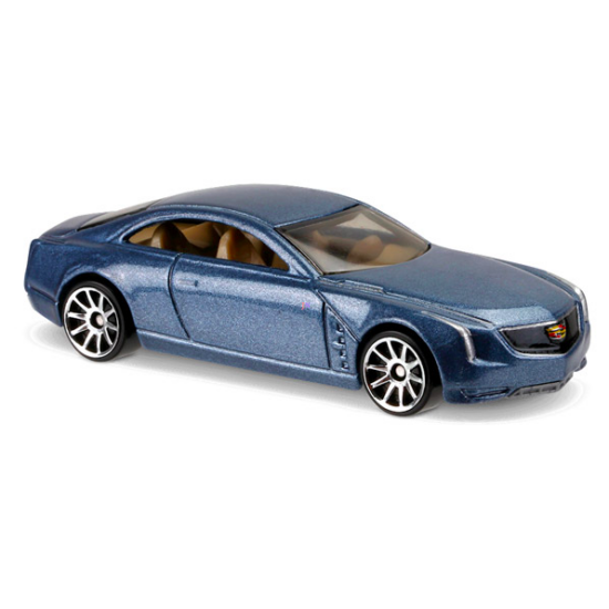 Hot Wheels Factory Fresh: Cadillac Elmiraj kisautó
